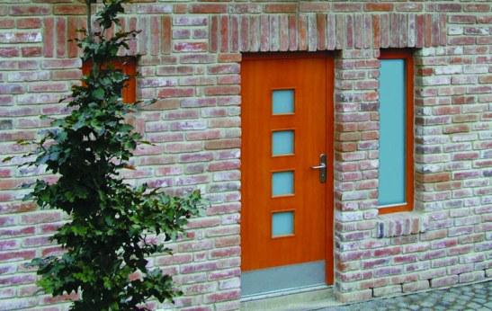 Vchodové dveře NUOVO - konstrukce Trend
